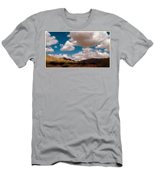 Shadows In The Valley Men's T-Shirt (Athletic Fit)