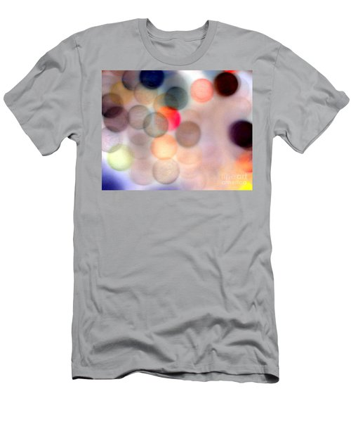 She Lights Up The Room Men's T-Shirt (Athletic Fit)