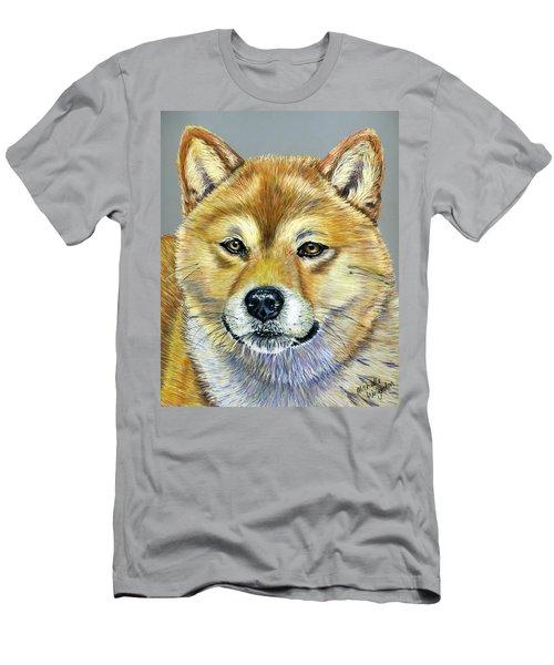 Shiba Inu - Suki Men's T-Shirt (Athletic Fit)