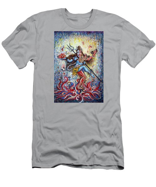 Shiv Shakti Men's T-Shirt (Slim Fit)