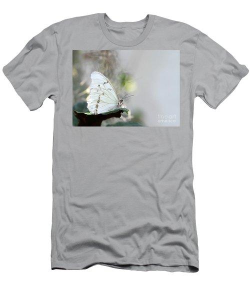 Silent Beauty Men's T-Shirt (Athletic Fit)