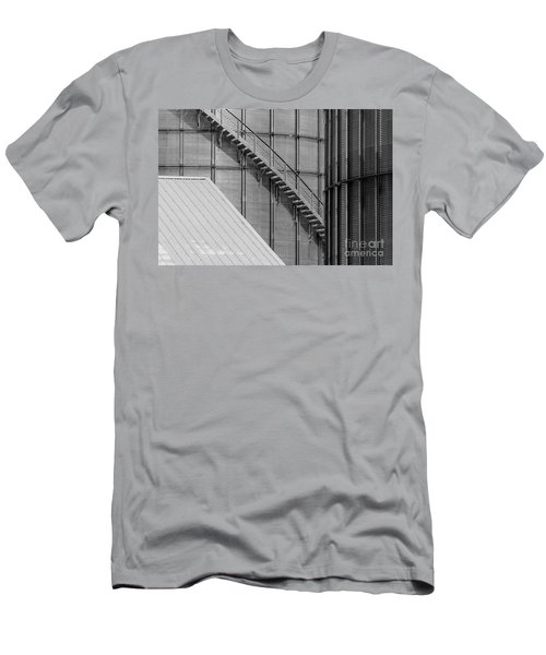 Silos Men's T-Shirt (Athletic Fit)