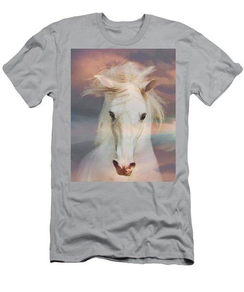 Silver Boy Men's T-Shirt (Slim Fit) by Melinda Hughes-Berland