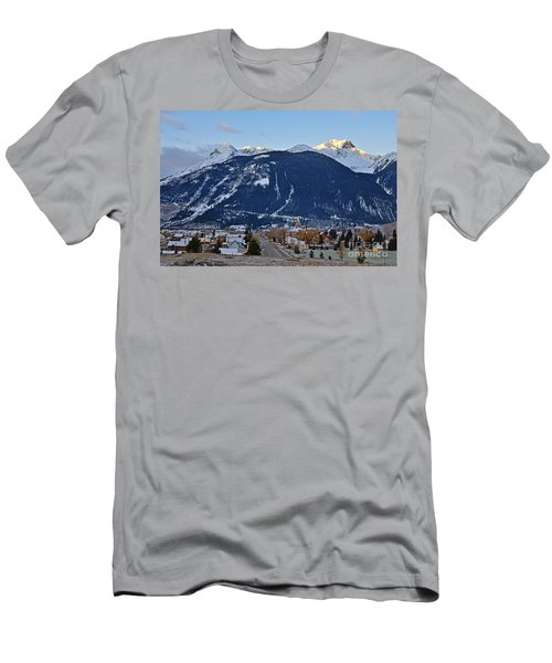 Silverton's Mountain Majesty Men's T-Shirt (Athletic Fit)