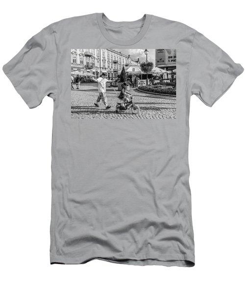 Simple Joys Men's T-Shirt (Athletic Fit)