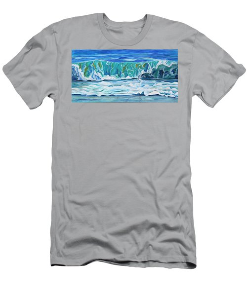 Simple Rhythms Men's T-Shirt (Athletic Fit)