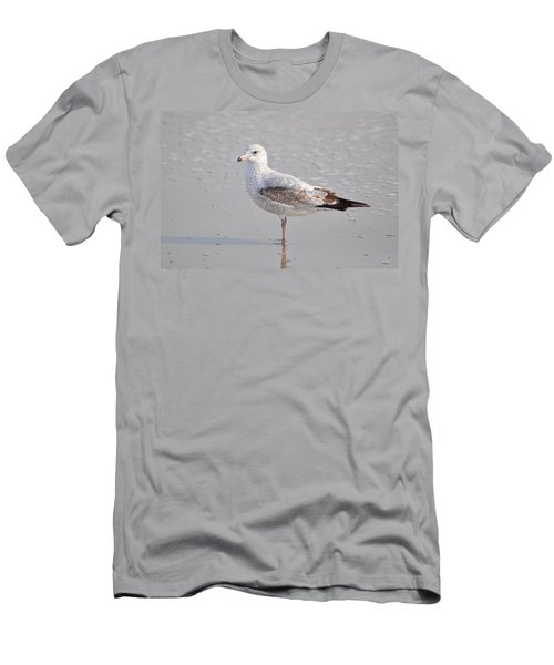 Sinking Sand Men's T-Shirt (Athletic Fit)