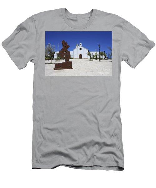 Sitges Spain Men's T-Shirt (Athletic Fit)
