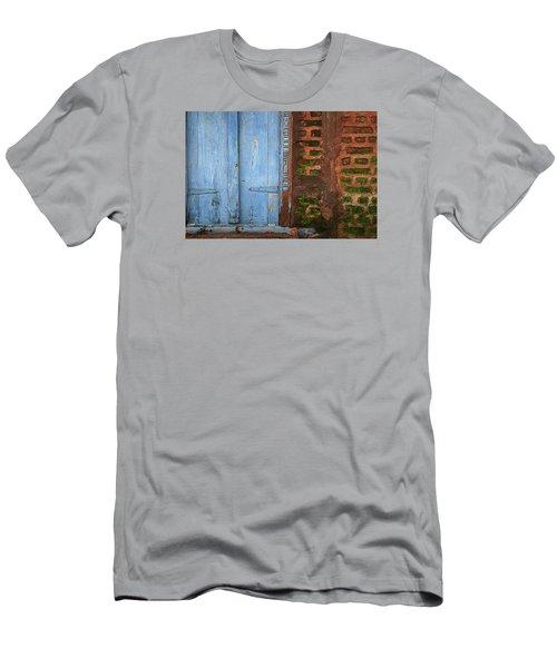 Skc 0302 A Village House Men's T-Shirt (Athletic Fit)