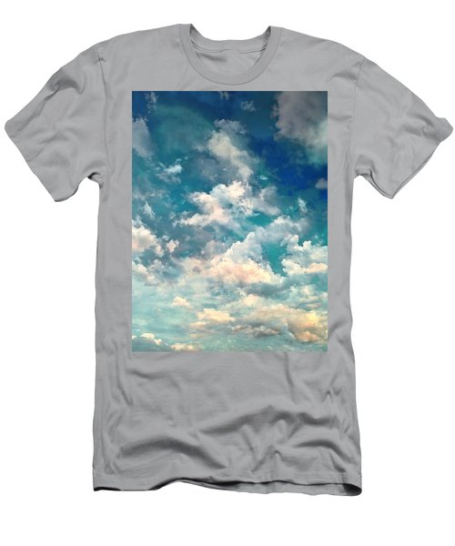 Sky Moods - Refreshing Men's T-Shirt (Athletic Fit)