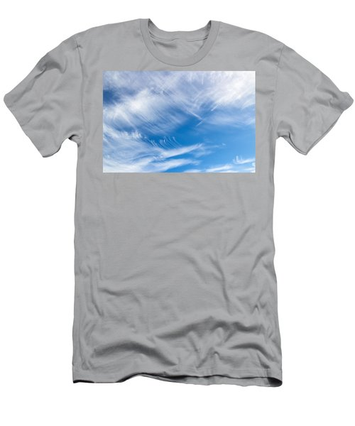 Sky Painting II Men's T-Shirt (Athletic Fit)