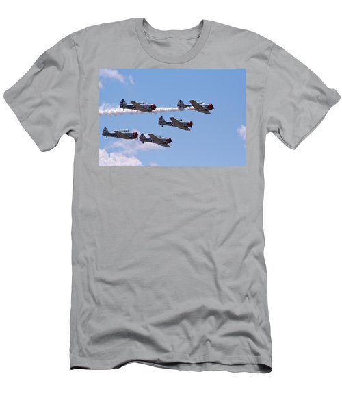 Skytypers Men's T-Shirt (Athletic Fit)