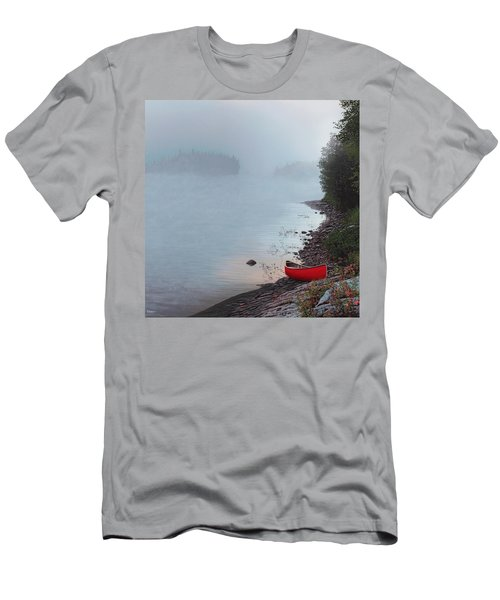Smoke On The Water Men's T-Shirt (Slim Fit) by Kenneth M  Kirsch