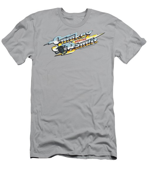 Smokey And The Bandit - Logo Men's T-Shirt (Athletic Fit)
