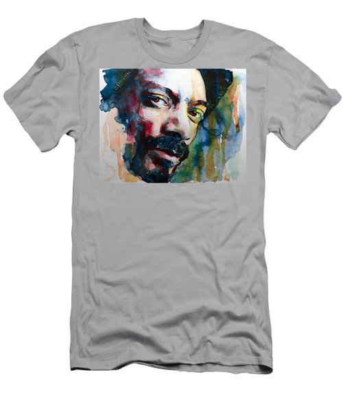 Snoop Dogg Men's T-Shirt (Slim Fit) by Laur Iduc