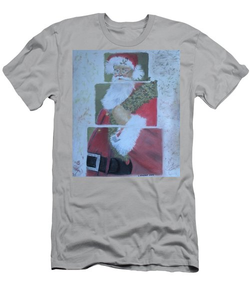 S'nta Claus Men's T-Shirt (Athletic Fit)