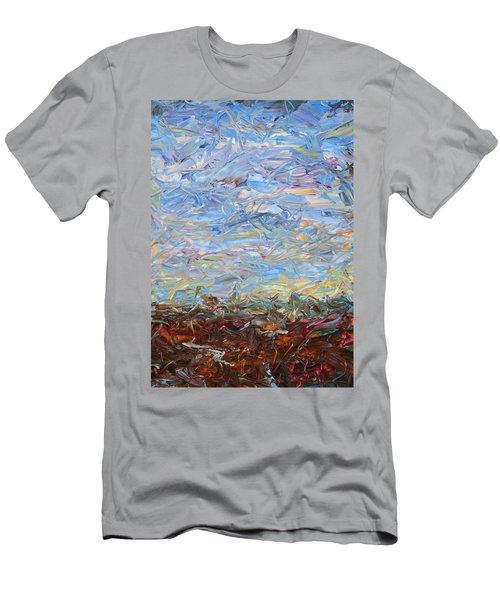 Soil Turmoil Men's T-Shirt (Athletic Fit)