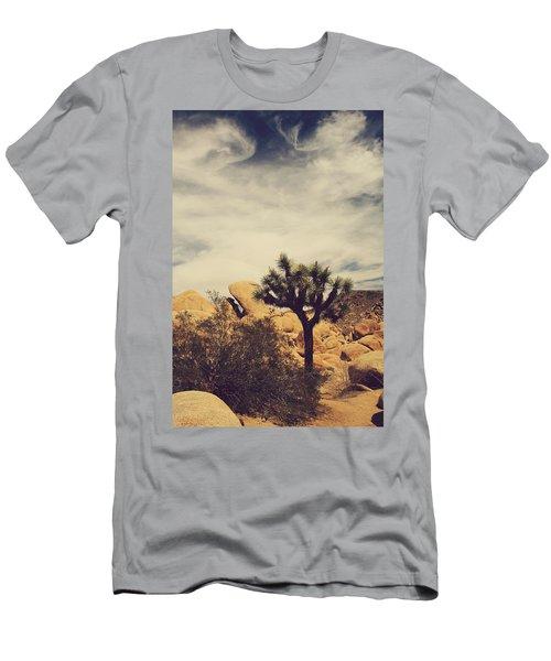 Solitary Man Men's T-Shirt (Athletic Fit)
