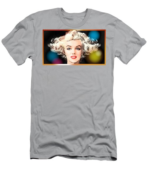 Marilyn - Some Like It Hot Men's T-Shirt (Athletic Fit)