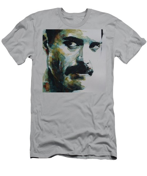 Freddie Mercury Men's T-Shirt (Athletic Fit)