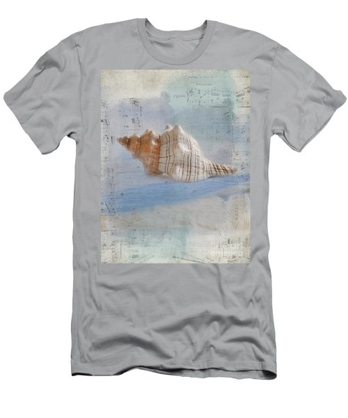 Songs Of The Sea Men's T-Shirt (Athletic Fit)