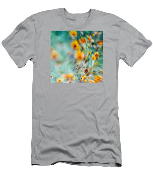 Sonic Men's T-Shirt (Slim Fit) by Darryl Dalton