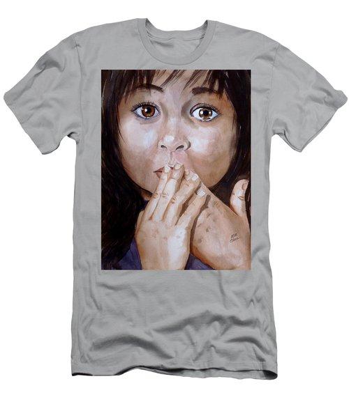 Soul Tears Men's T-Shirt (Athletic Fit)