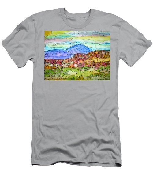 South Mesa Freestyle Men's T-Shirt (Athletic Fit)
