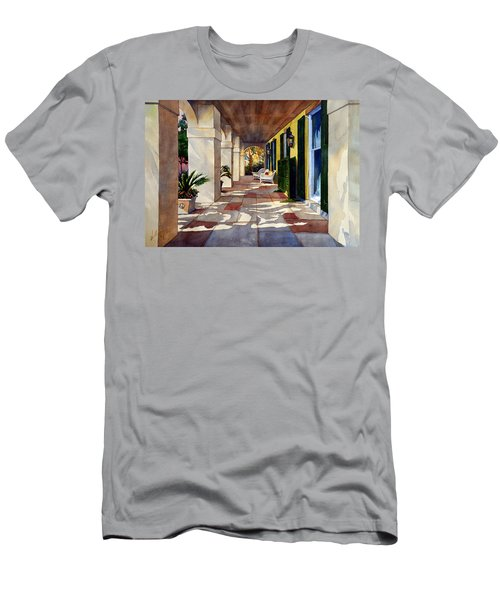 Southern Hospitality Men's T-Shirt (Athletic Fit)