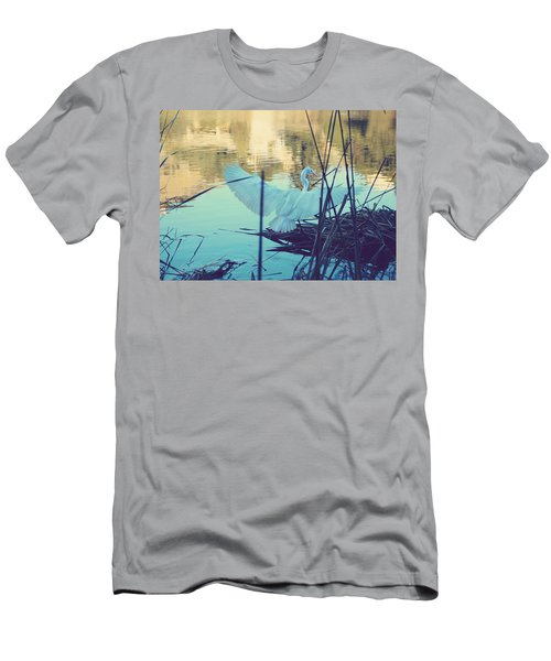 Spread Those Wings And Fly Men's T-Shirt (Athletic Fit)