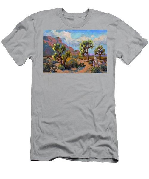 Spring At Joshua Men's T-Shirt (Athletic Fit)