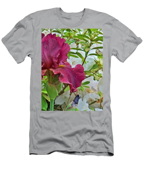 Men's T-Shirt (Slim Fit) featuring the photograph Spring Glow by Larry Bishop