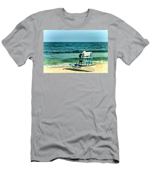 Spring Lake Men's T-Shirt (Athletic Fit)