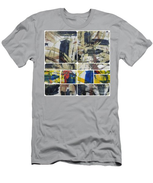 Men's T-Shirt (Slim Fit) featuring the photograph Spring Part Two by Sir Josef - Social Critic - ART