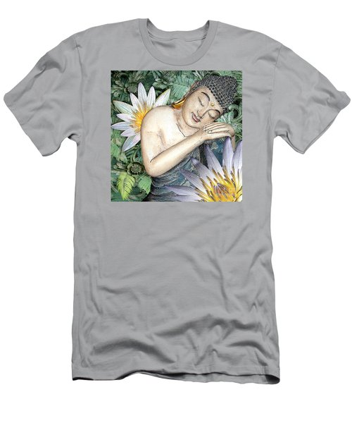 Spring Serenity Men's T-Shirt (Slim Fit) by Christopher Beikmann