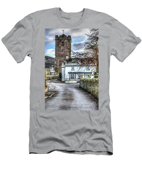 St Gwendolines Church Talgarth Men's T-Shirt (Slim Fit)