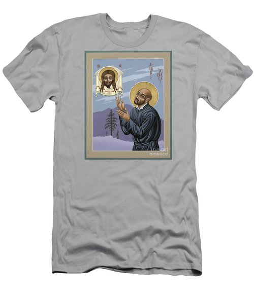 St. Ignatius Amidst Alaska 141 Men's T-Shirt (Athletic Fit)