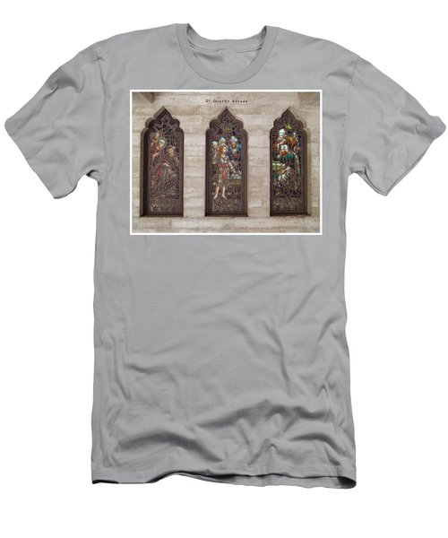 St Josephs Arcade - The Mission Inn Men's T-Shirt (Athletic Fit)