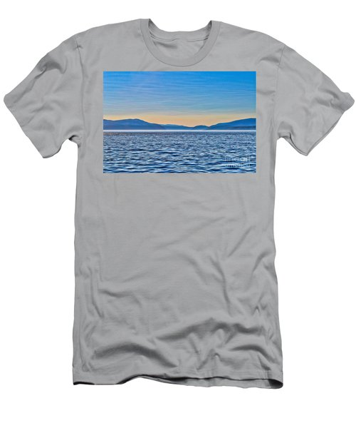 St. Lawrence Seaway Men's T-Shirt (Athletic Fit)