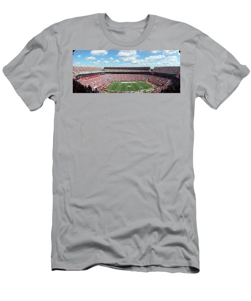 Stadium Panorama View Men's T-Shirt (Athletic Fit)
