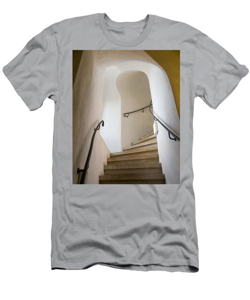 Stairway To Heaven Men's T-Shirt (Slim Fit) by William Beuther