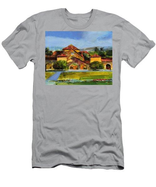 Stanford Chapel Men's T-Shirt (Athletic Fit)
