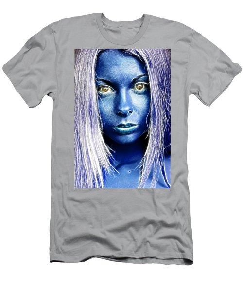 Star Girl Men's T-Shirt (Athletic Fit)