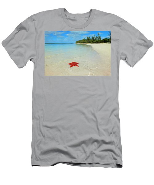 Starfish 5 Of Bottom Harbour Sound Men's T-Shirt (Athletic Fit)