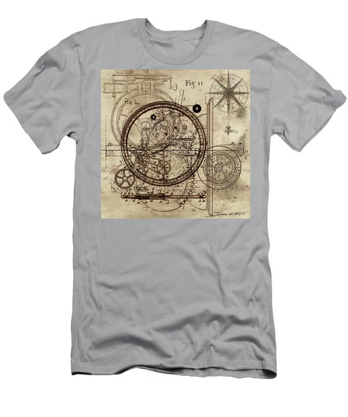 Steampunk Dream Series IIi Men's T-Shirt (Athletic Fit)