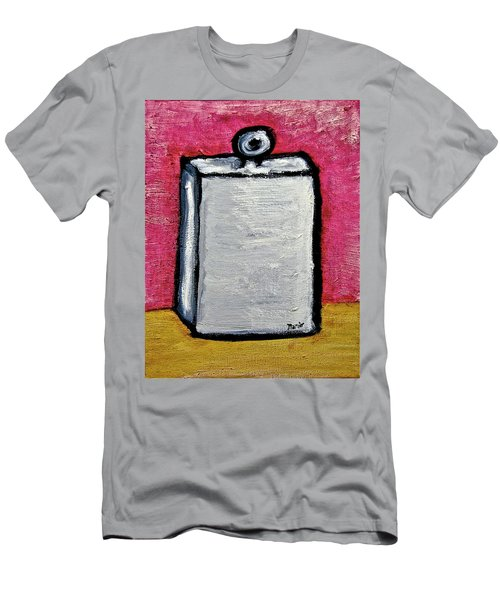 Men's T-Shirt (Slim Fit) featuring the painting Stills 10-004 by Mario Perron