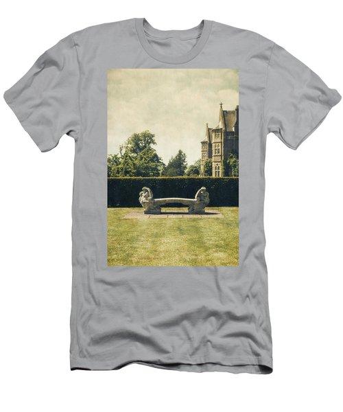 Stone Bench Men's T-Shirt (Athletic Fit)