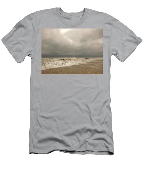 Storm Clouds Men's T-Shirt (Slim Fit)