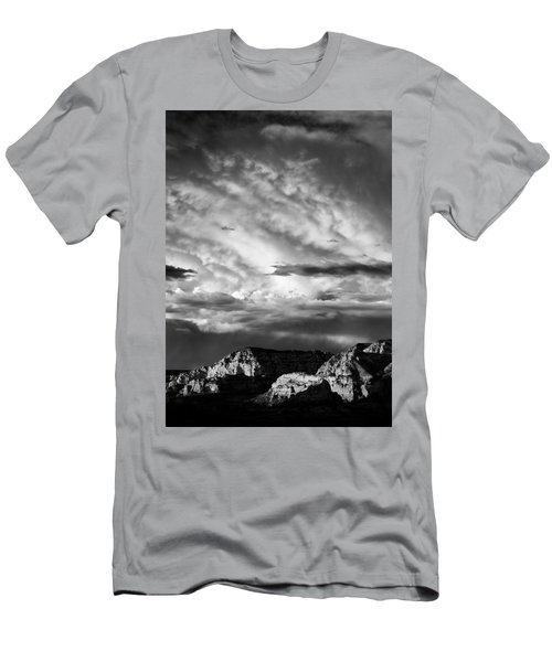 Storm Over Sedona Men's T-Shirt (Athletic Fit)