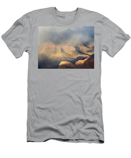 Storm Over The Grand Canyon Men's T-Shirt (Athletic Fit)